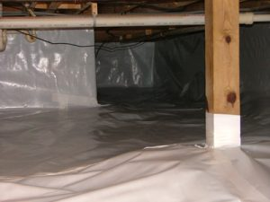 Why Do Crawl Spaces Need A Vapor Barrier?: The purpose of this article is to answer the most common questions asked about crawl spaces and explain why your crawl space needs a vapor barrier. Learn more!