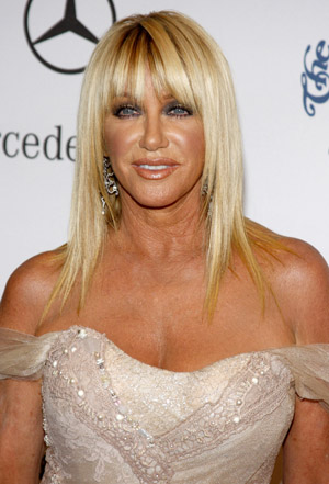Suzanne Somers: The Household Horror That Nearly Killed Me