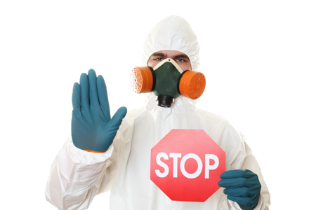 """Killing Mold Is Not The Answer: Mold sprays, bleach, biocides, and fungicides are an ineffective """"short cut"""" to mold removal. Killing mold is not the answer! This article explains why."""