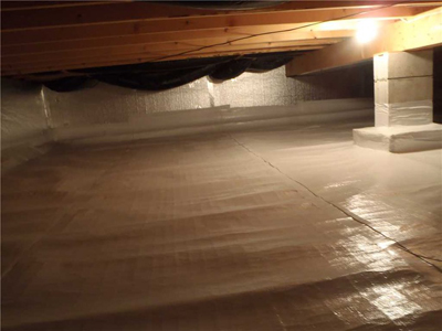 Top 5 Ways Your Crawl Space Affects Your Home!