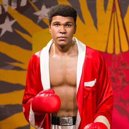 Muhammad Ali Fought Mold