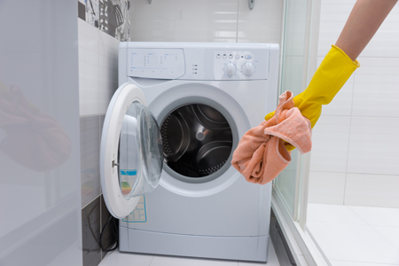 Does Your Front Loading Washing Machine Have Mold?