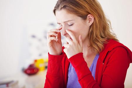 #2 Mold Causes Chronic Sinusitis!