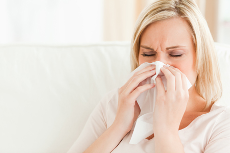 Live Christmas Trees Can Trigger Mold Allergies: Experience flu like symptoms during the holidays? The cause could be your Christmas tree. This article explains why!