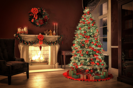 Why Your Christmas Tree Could Be Making You Ill!