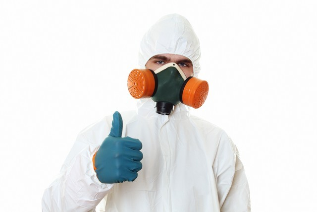 Only Hire Professional Contractors To Remove Mold!